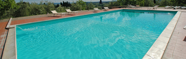 Tuscany villas with pool :: Villa Catignano