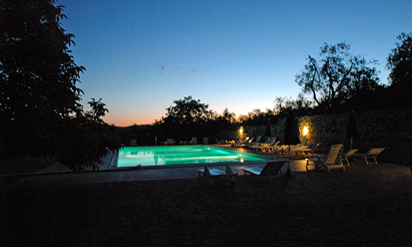 Rent a villa in Tuscany for weddings, meeting and congresses :: Villa Catignano