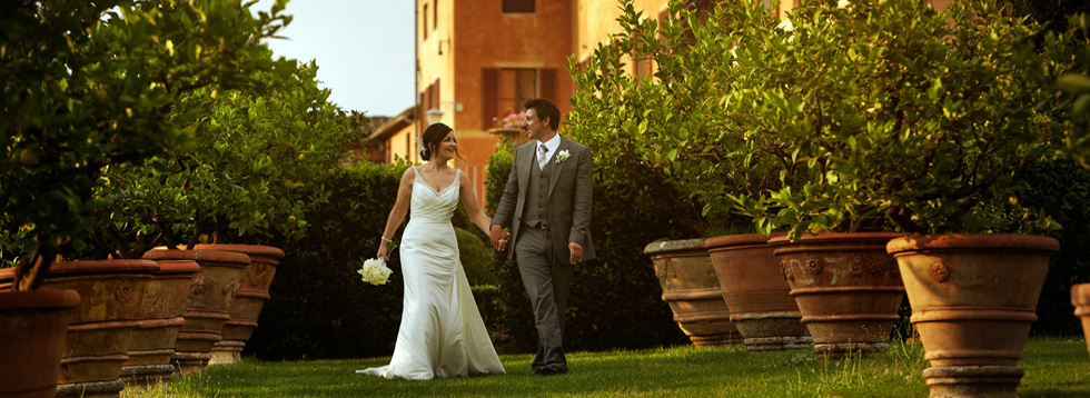 Getting married in Tuscany Siena at Villa Catignano