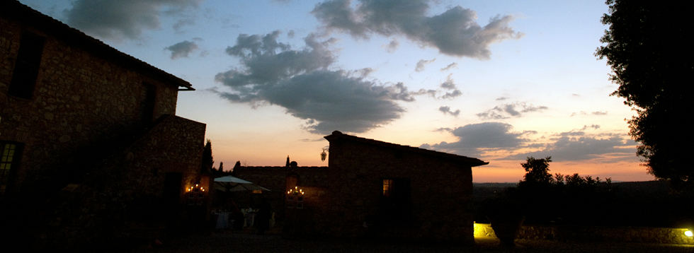 Tuscany countryside accommodation :: Fattoria Catignano