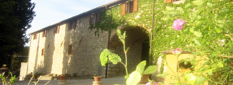 Tuscan countryside accommodation :: Fattoria di Catignano
