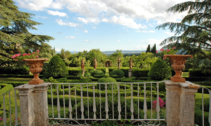 Tuscany accommodation in a luxury villa close to Siena :: Villa Catignano