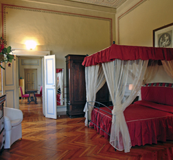 Vacation apartment in a Tuscan villa :: Siena Villa for rent Catignano