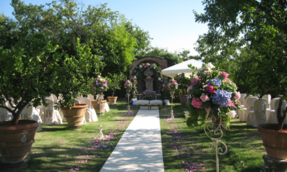 Weddings in Tuscany Siena :: Villa Catignano